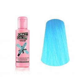 """Тинт-краска для волос """"Голубая жевательная резинка"""" Crazy Color Bubblegum blue"""
