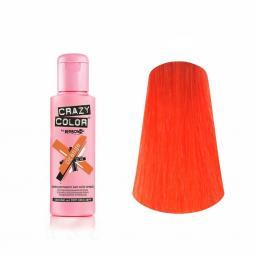 """Тинт-краска для волос """"Оранжевый"""" Crazy Color Orange"""