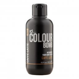 Тонирующий бальзам для волос с кератином Caffe Latte Id Hair Colour Bomb Caffe Latte