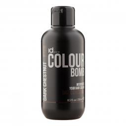 Тонирующий бальзам для волос с кератином Dark Chestnut Id Hair Colour Bomb Dark Chestnut
