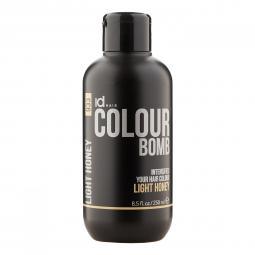 Тонирующий бальзам для волос с кератином Light Honey Id Hair Colour Bomb Light Honey