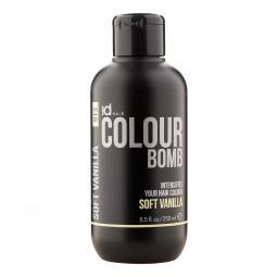 Тонирующий бальзам для волос с кератином Soft Vanilla Id Hair Colour Bomb Soft Vanilla