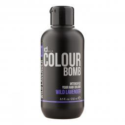 Тонирующий бальзам для волос с кератином Wild Lavender Id Hair Colour Bomb Wild Lavender