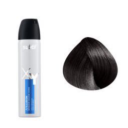 """Тонирующий спрей для седых волос """"Темный шатен"""" Ducastel Laboratoire Subtil XY ILLUSION"""