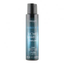 Тонизирующий мужской шампунь и гель для душа 2в1 c маслом конопли Dikson Barber Pole Shampoo-Shower Crem