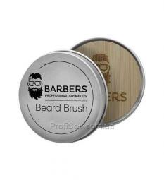 Щетка для бороды Barbers Round Beard Brush