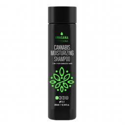 Увлажняющий шампунь с маслом каннабиса для поврежденных волос Anagana Cannabis Moisturizing Shampoo for damaged hair