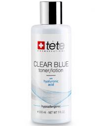 Увлажняющий освежающий тоник-лосьон для лица с гиалуроновой кислотой TETe Cosmeceutical