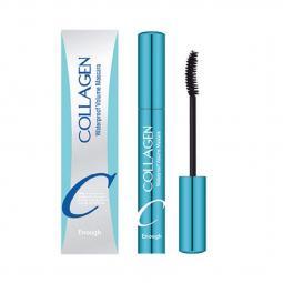 Водостойкая тушь для ресниц с коллагеном Enough Collagen Waterproof Volume Mascara
