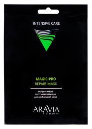 Восстанавливающая экспресс-маска для проблемной кожи лица Aravia Professional Magic Pro repair mask
