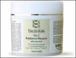 Восстанавливающая маска для лица с витамином С и молочной кислотой FormEst Radiance Mask Vitamin C