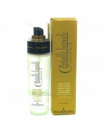 Жидкие кристаллы для кончиков волос с маслом льна Kleral System Semi Di Lino