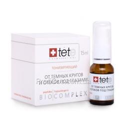 Восстанавливающий биокомплекс под глаза от отеков и темных кругов TETe Cosmeceutical