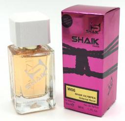 Женская туалетная вода (аналог аромата Paco Rabanne Olympea) TM Shaik W 06