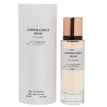 Фото Женская туалетная вода (аналог аромата  Dolce Gabbana Imperatrice) TM Clive & Keira W 1016