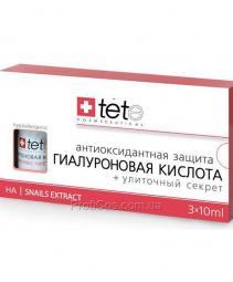 Гиалуроновая кислота + улиточный секрет для лица TETe Cosmeceutical