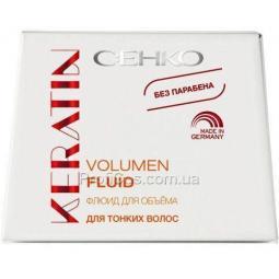 Флюид для объема тонких волос с кератином C:EHKO Keratin