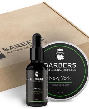 Фото Набор для ухода за бородой Barbers New York