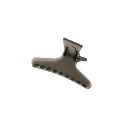 Пластмассовый зажим для волос (12 шт., черный) Comair 3150175