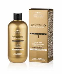 Защитное осветляющее средство Шаг 1 Hair Company Perfectionex Bleaching Protector Treat 1, 500 мл