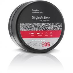 Воск для волос сильной фиксации ERAYBA STYLE ACTIVE S05 Extrme Wax