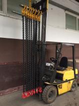 Стропы цепные 2СЦ 4,25 тонны 2,5 метра