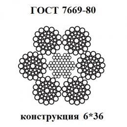 Канаты ГОСТ 7669-80