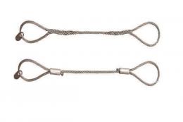 Строп канатный-стальной СКП 1.25 тонн (чалка канатная)