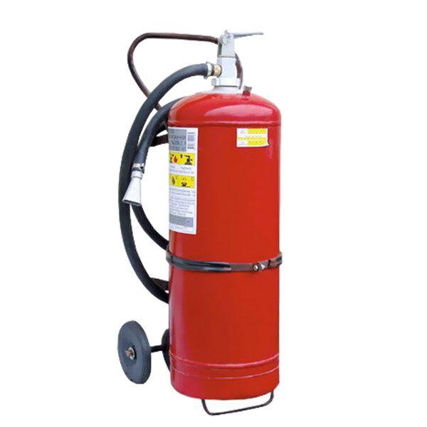 Огнетушители и противопожарный инвентарь
