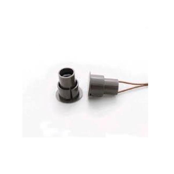 Проводной магнитоконтактный датчик (бронь) врезной пластиковый U-tex UT-10R Brown