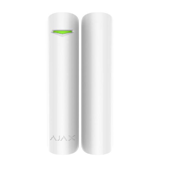 Беспроводной датчик открытия Ajax Door Protect White