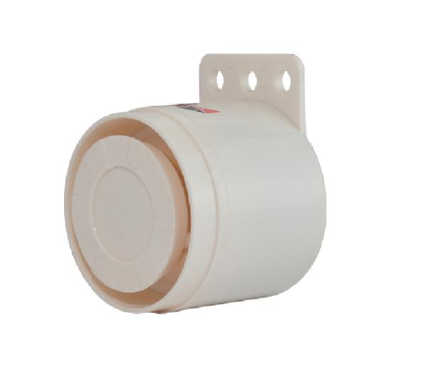 Звуковая сирена TRINIX  SA-105 (белая)