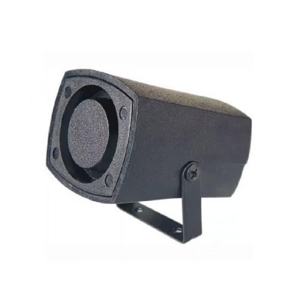 Сирена звуковая SA-103 (черная)