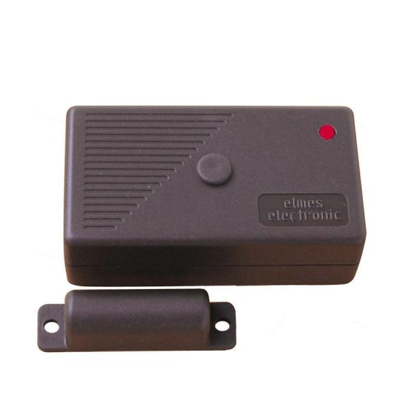 Беспроводной миниатюрный датчик открытия Elmes CTX-3-HB Brown