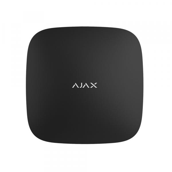 Комплект сигнализации Ajax StarterKit Cam Black