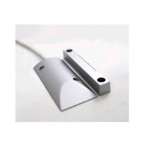Извещатель магнитоконтактный накладной U-tex UT-MC60. Материал корпуса дюраль-алюминий