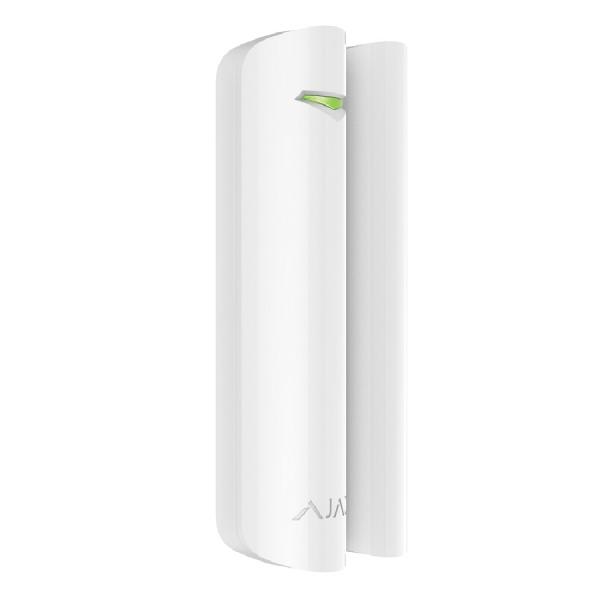 Беспроводной датчик открытия с сенсором удара и наклона Ajax Door Protect Plus White
