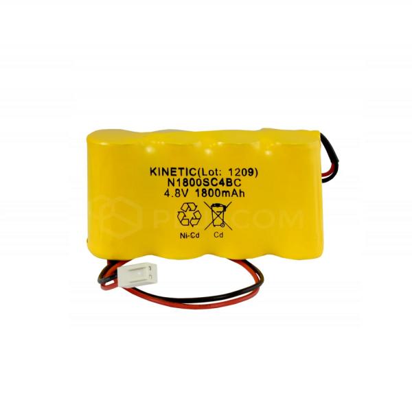 Батарея для OS-36x BAT-4V8 NiCD , 4,8В, 4xSC, 1800мА