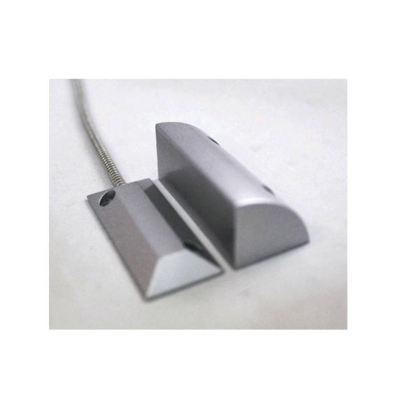 Извещатель магнитоконтактный накладной U-tex UT-MC59. Материал корпуса дюраль-алюминий