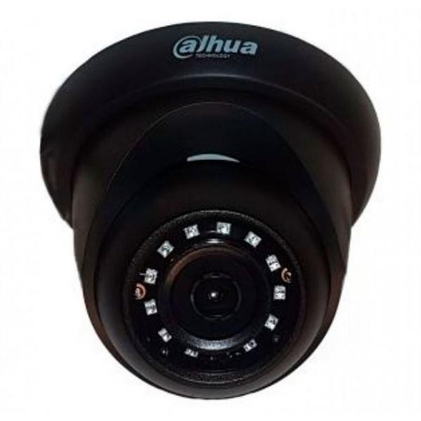 Видеокамера DH-HAC-HDW1200RP-BE (2.8 ММ) 2 Мп