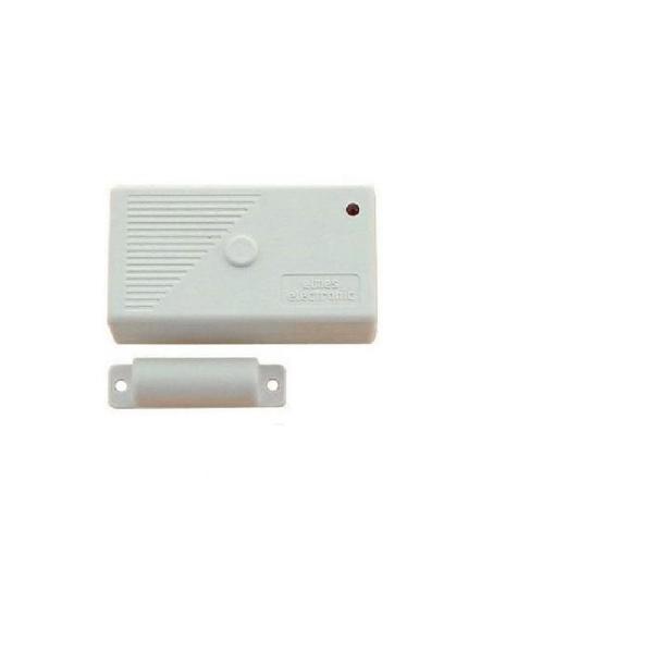 Беспроводной миниатюрный датчик открытия Elmes  CTX-3-HS White
