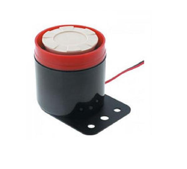 Звуковая сирена TRINIX  SA-105 (черная)