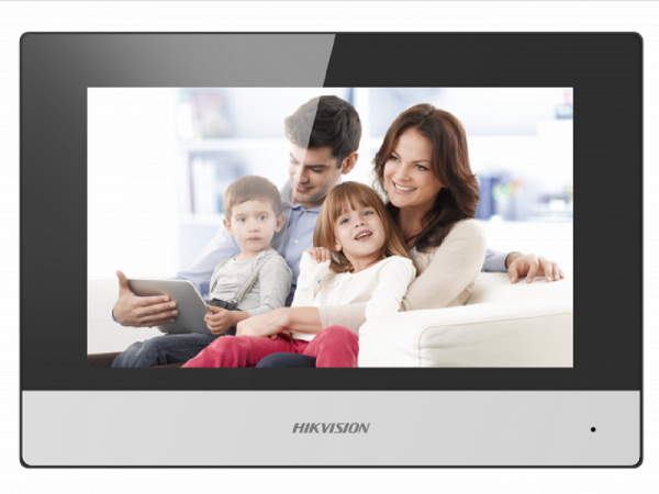 IP видеодомофон DS-KH6320-WTE1 7
