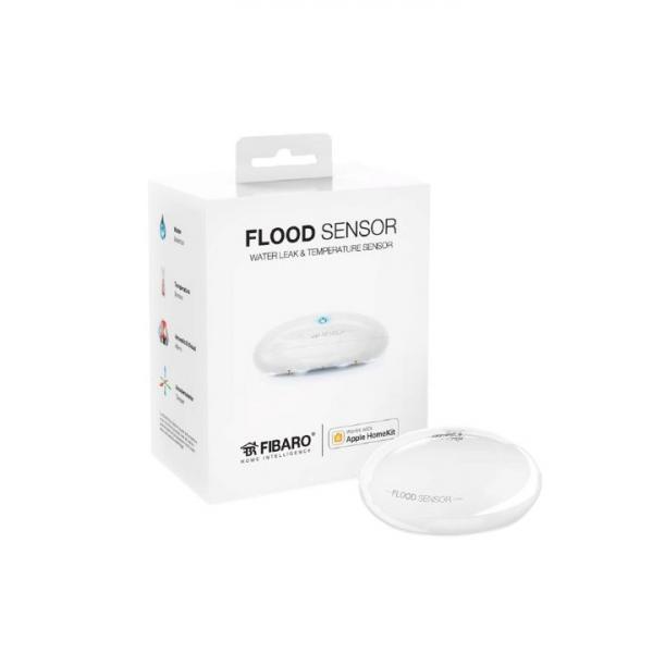 Датчик затопления FIBARO Flood Sensor FGBHFS-101