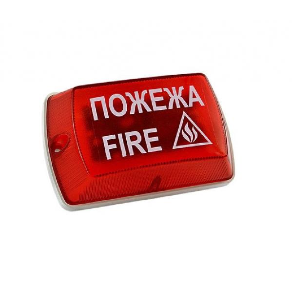 Светозвуковой оповещатель Сенко Тортила С-05С-24