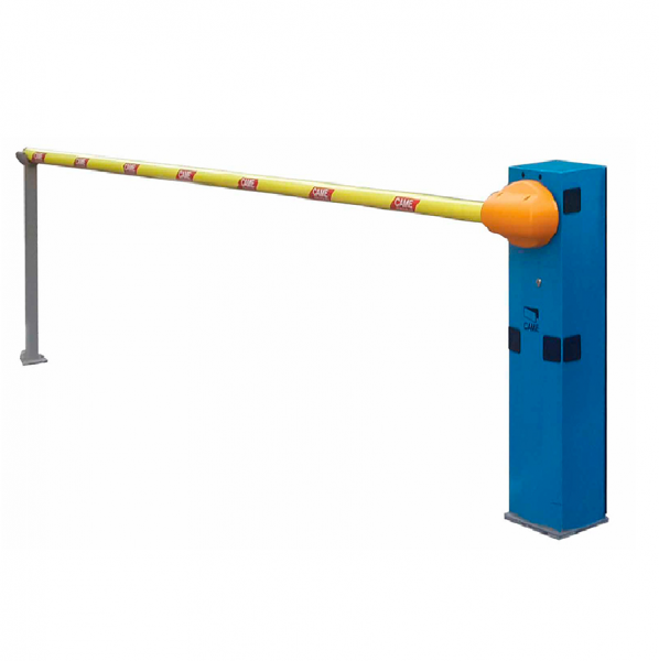 Шлагбаум CAME G3250 LED с длинной стрелы 4 метра.