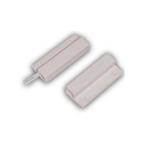Магнитоконтакт (липучка) накладной U-tex UT-14S White