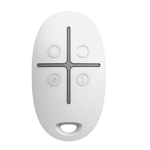 Брелок для управления охранной системой Ajax Space Control White