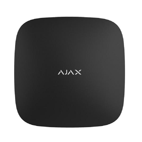 Интеллектуальная централь Ajax Hub 2 Plus Black