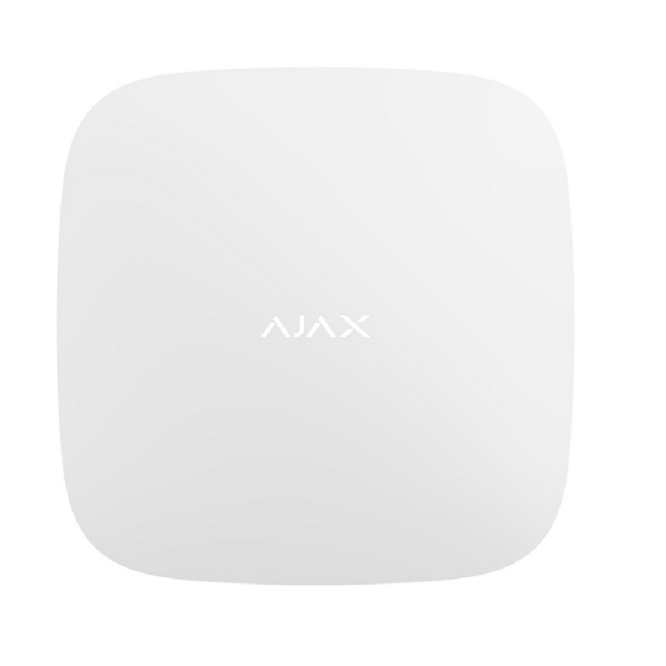 Интеллектуальная централь Ajax Hub 2 Plus White